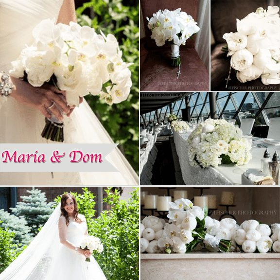 Maria and Dom Get Married!