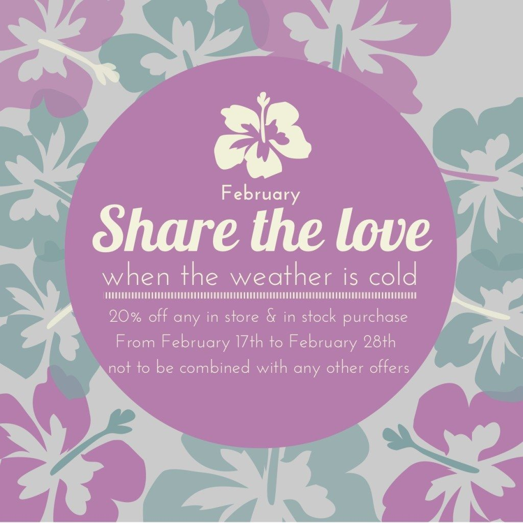 Share the Love Feb