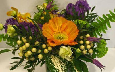 Different Flower Types