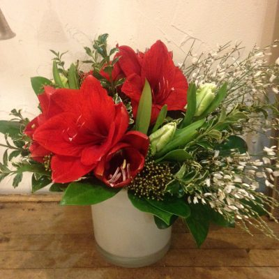 The perfect addition to any holiday decor. Cheerful and festive!