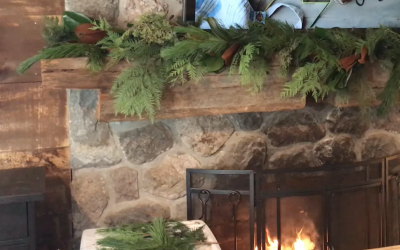 DIY Your Own Winter Garland