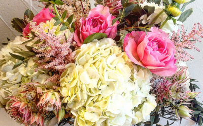 Caring For Your Valentine's Bouquet