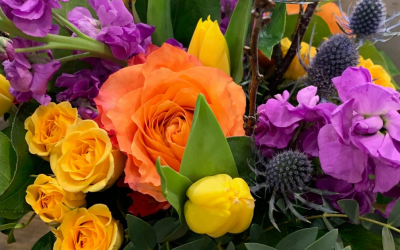 Easter And Passover Blooms