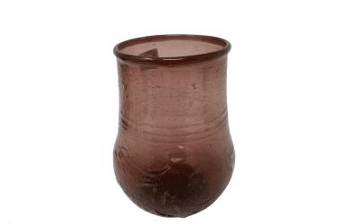 Propagation Vase in Mauve